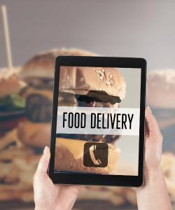 Tamper Proof Labels for Food Delivery